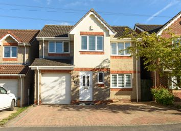Thumbnail 4 bed detached house for sale in Pinkers Mead, Emersons Green, Bristol