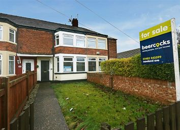 Thumbnail 3 bed terraced house for sale in Endike Lane, Hull