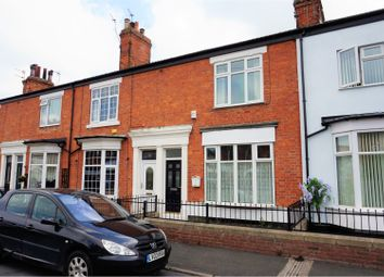 Thumbnail 2 bed terraced house for sale in Sutton Street, Goole