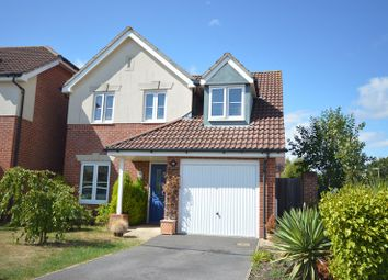 Thumbnail 3 bed detached house for sale in Princess Royal Close, Lymington