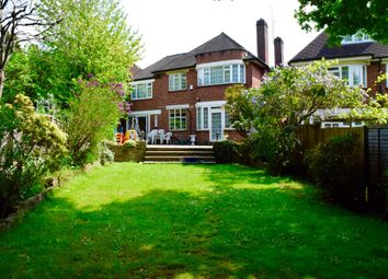 Thumbnail 5 bed detached house for sale in Highview Gardens, Finchley, London