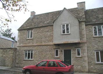 Thumbnail 3 bed semi-detached house to rent in Lady Romayne Close, St Martins, Stamford
