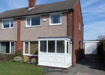Thumbnail 3 bed semi-detached house to rent in Chestnut Avenue, Preston