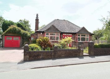 Thumbnail 3 bed detached bungalow for sale in Thistleberry Avenue, Newcastle-Under-Lyme