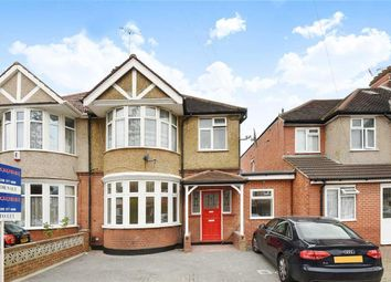 Thumbnail 3 bed flat to rent in Rusland Park Road, Harrow-On-The-Hill, Harrow