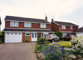 Thumbnail 5 bedroom detached house for sale in Grange Drive, Burbage