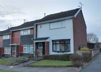 Thumbnail 2 bed end terrace house for sale in Holmesfield Walk, Longton, Stoke-On-Trent
