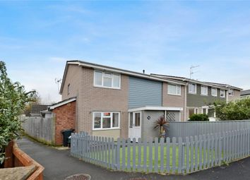 Thumbnail 4 bed end terrace house for sale in Woodleigh Road, Newton Abbot, Devon