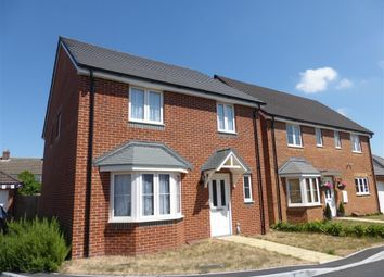 Thumbnail 4 bed property to rent in Poppyfields, Cloche Way, Swindon