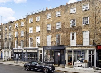 Leigh Street, London WC1H. 2 bed flat