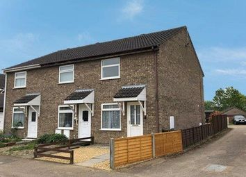 Thumbnail 2 bed terraced house to rent in Rainsthorpe, South Wootton, King's Lynn