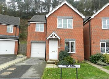 Thumbnail 3 bed detached house for sale in Stone Bank, Mansfield