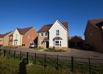 Thumbnail 4 bed detached house for sale in Walton Heath Close, Stanford-Le-Hope, Essex