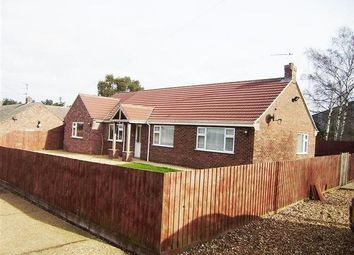 Thumbnail 3 bed detached bungalow to rent in Mill Road, Shouldham Thorpe, King's Lynn