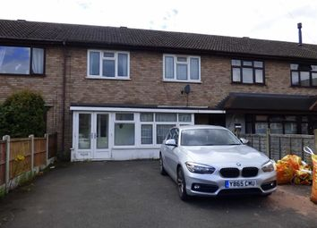 Thumbnail 3 bed end terrace house for sale in Meldon Drive, Bilston, West Midlands
