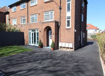 Thumbnail 1 bed flat to rent in Givendale Road, Scarborough