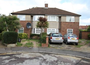 Thumbnail 2 bed flat to rent in Oxtoby Way, Streatham