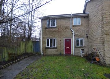 Thumbnail 3 bed semi-detached house for sale in Blackwood Court, Stacksteads, Bacup, Lancashire