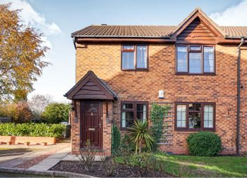 Thumbnail 2 bed maisonette for sale in Moore Close, Sutton Coldfield