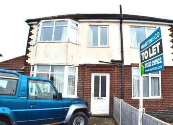 Thumbnail 2 bed semi-detached house to rent in Hillcrest Road, Derby