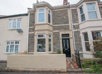 Thumbnail 3 bed terraced house for sale in Tudor Road, Easton, Bristol