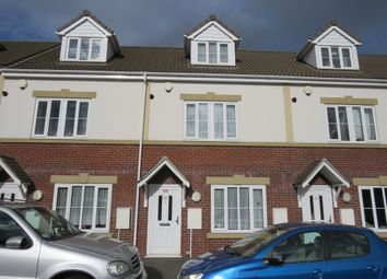 Thumbnail 3 bed town house for sale in Wood Road, Kingswood, Bristol