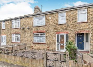Thumbnail 3 bedroom terraced house for sale in Lewis Road, Swanscombe, Kent, England