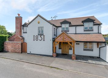 Thumbnail 4 bed detached house for sale in Bascote Road, Long Itchington, Southam, Warwickshire