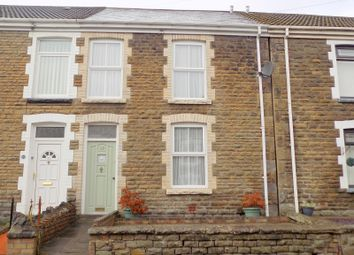 Thumbnail 3 bed terraced house for sale in Cardonnel Road, Skewen, Neath, Neath Port Talbot.