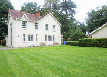 Thumbnail 5 bed detached house to rent in Priory Road, Ascot