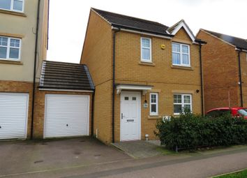 Thumbnail 3 bed detached house for sale in Southbrook, Corby