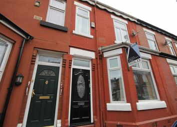Thumbnail 4 bedroom terraced house for sale in Attwood Street, Longsight, Manchester