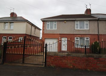 Thumbnail 4 bed semi-detached house for sale in Highfield Park, Maltby, Rotherham, South Yorkshire