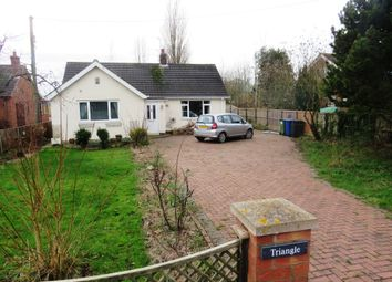 Thumbnail 3 bedroom detached bungalow for sale in Lincoln Road, Torksey Lock, Lincoln