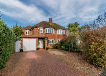 3 bed semi-detached house for sale in Birch Close, New Haw, Addlestone KT15