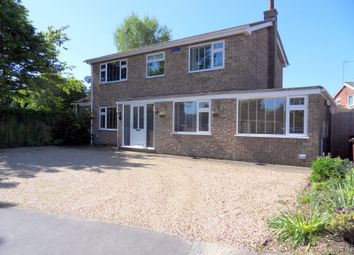 Thumbnail 5 bed detached house for sale in Dick Turpin Way, Long Sutton, Spalding, Lincolnshire