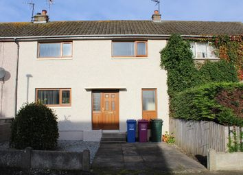 Thumbnail 3 bed terraced house for sale in Mckenzie, Buckie