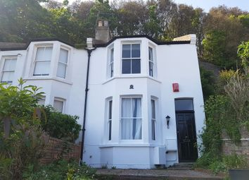 Thumbnail 2 bed end terrace house to rent in Gloucester Cottages, Hastings Old Town