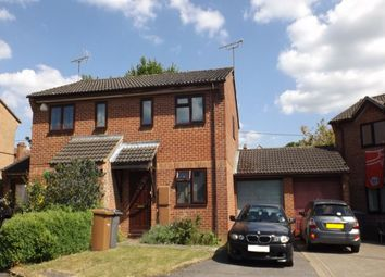 Thumbnail 2 bed semi-detached house to rent in Millstream Close, Andover