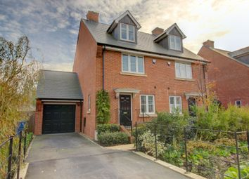 Thumbnail 3 bedroom semi-detached house for sale in New Road, Ascot