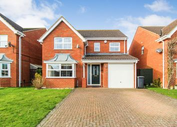 4 bed detached house for sale in Francis Groves Close, Bedford MK41
