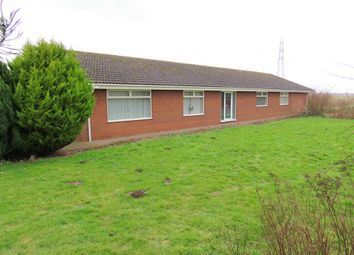 Thumbnail 3 bed detached bungalow for sale in Claxey Bank, Friskney, Boston