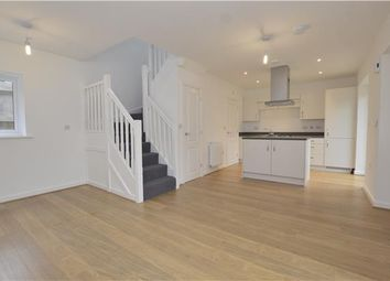 Thumbnail 2 bed terraced house to rent in Victoria Road, Horley, Surrey