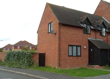 Thumbnail 2 bed end terrace house to rent in Yew Close, Garsington, Oxford