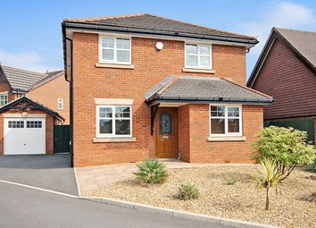 Thumbnail 3 bed detached house for sale in Cotswold Gardens, Lowton, Warrington