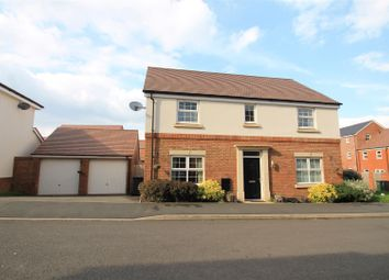 Thumbnail 4 bedroom detached house for sale in Eggleton Lane, Hereford