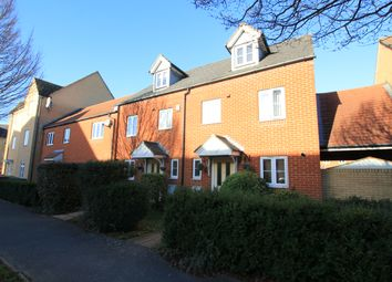 Thumbnail 3 bed town house for sale in Mendip Way, Hertfordshire, Stevenage
