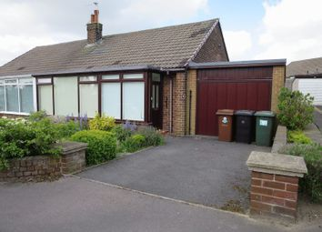 Thumbnail 2 bed semi-detached bungalow for sale in Woodkirk Grove, Tingley, Wakefield