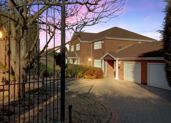 Thumbnail 5 bed detached house for sale in Cooper Lane, Laceby, Grimsby