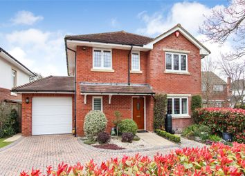 Ramley Road, Pennington, Lymington, Hampshire SO41. 4 bed detached house for sale